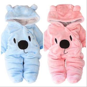 *NEW* Adorable Baby Bear Winter Suits